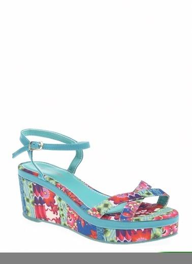 T-Box Ayakkabı Mavi